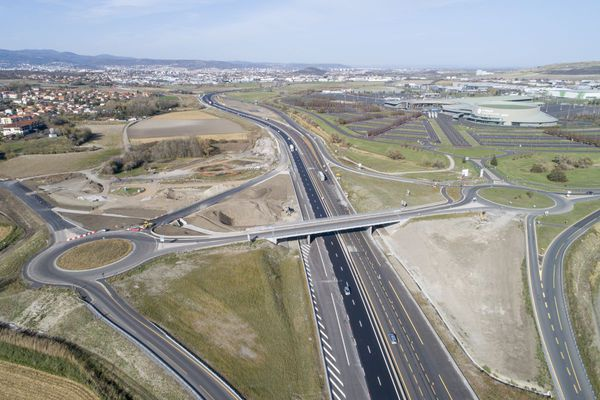 Jusqu'au 17 juin, de nouvelles fermetures de l'A75 sont programmées au sud de Clermont-Ferrand.
