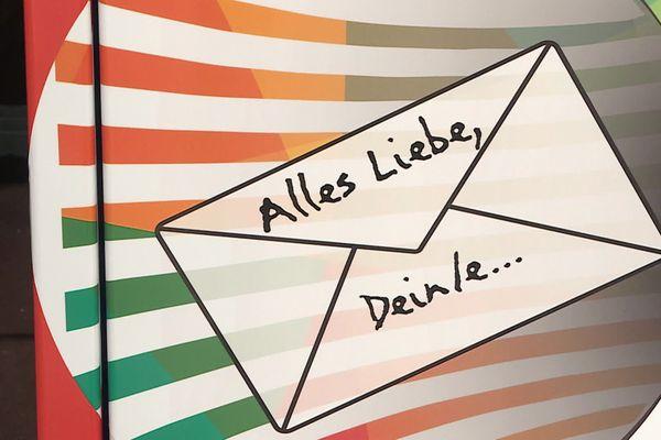 Des lettres pour le futur, une initiative de la ville de Fribourg-en-Brisgau