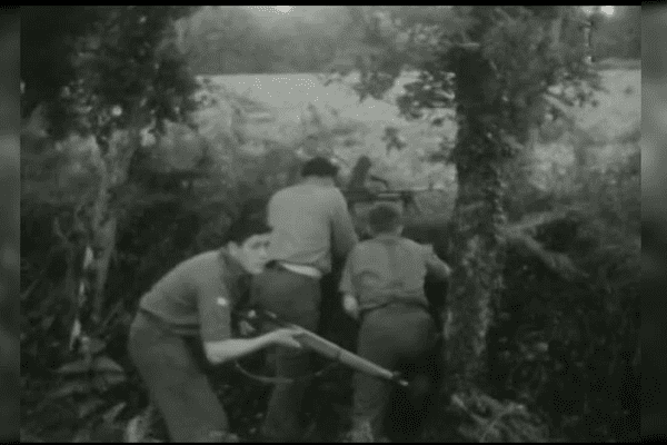 Capture Image Guy Delattre/Musée de la Résistance de St-Connan