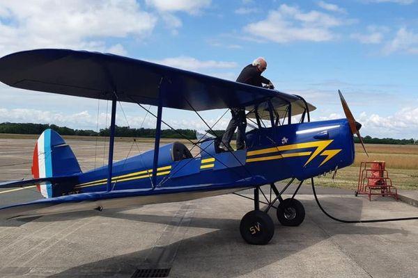 L'aéroport de Saint-Yan, en Saône-et-Loire, fait partie des 350 à 400 aérodromes français où tout le monde peut venir se poser.