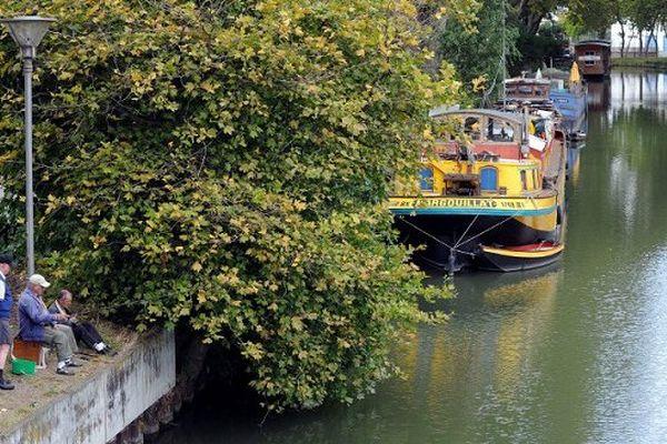 La Canal du Midi à Toulouse