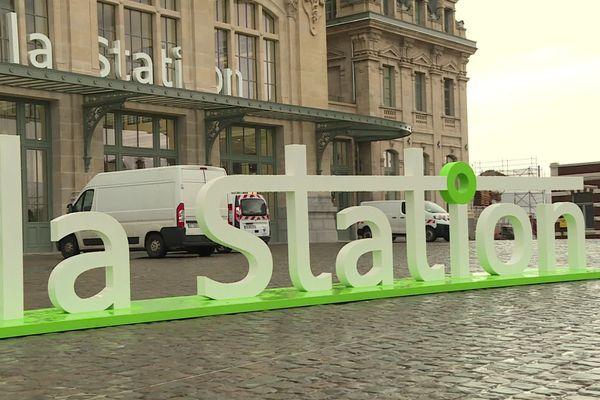 La Station ouvre dans une gare transformée à Saint-Omer