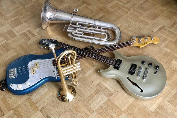 Le 21, les instruments restent à la maison...