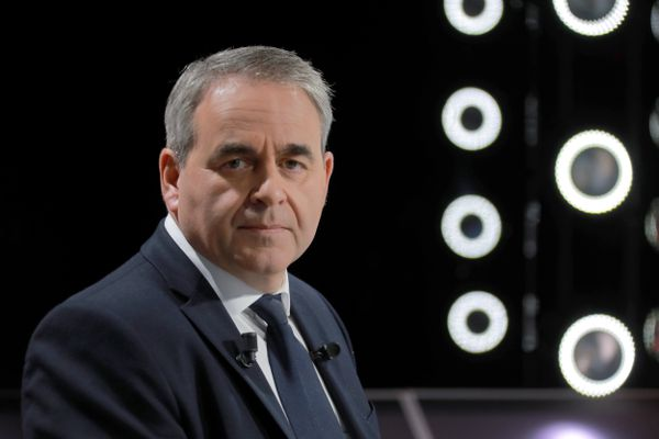 Xavier Bertrand, en novembre 2020.