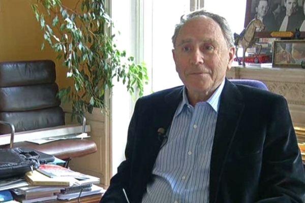 Me Pierre Blazy, photo d'archives