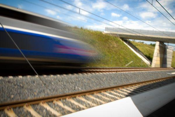 TGV (photo d'illustration)