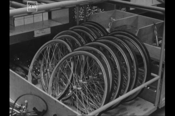 La renaissance des vélos Mercier, nés à Saint-Etienne au début du 20e siècle