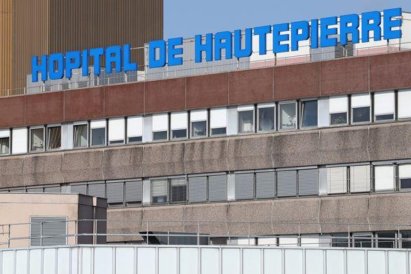 Les deux jeunes hommes ont été emmenés à l'hôpital de Hautepierre, à Strasbourg.