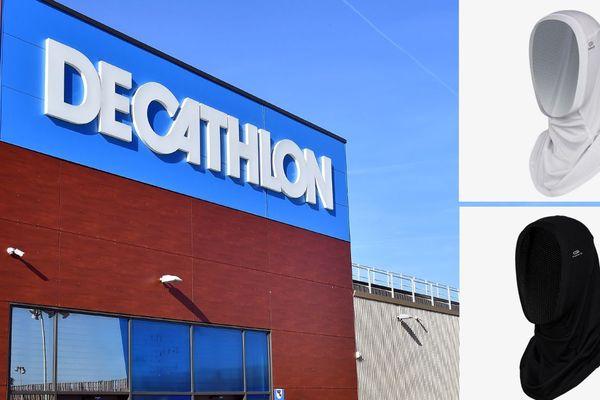 Le hijab de running devrait être proposé à la vente dans les magasins Decathlon qui en feront la demande, assure la direction de l'équipementier sportif.