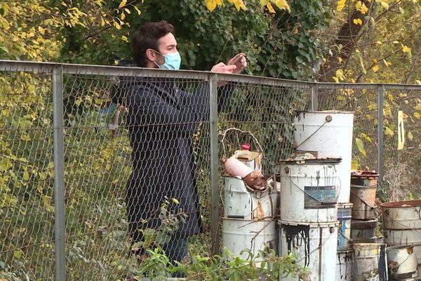 L'équipe de FNE enquête sur les cas de pollution ou d'autres atteintes à l'environnement signalés par les citoyens.