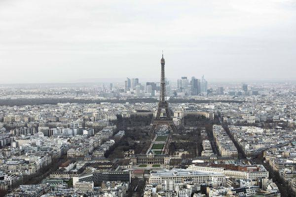 La capitale perd 11 000 habitants chaque année (illustration).
