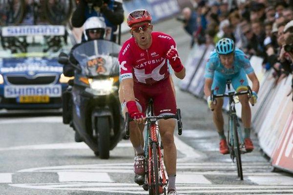 Alexander Kristoff a remporté mardi la première étape des Trois jours de La Panne.