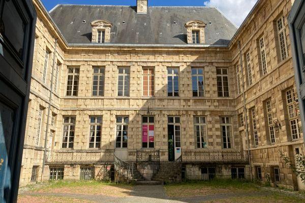 L'hôtel Bouchu d'Esterno dans lequel l'OIV devrait s'installer à Dijon.