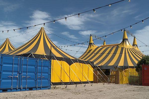 le cirque Bouglione rouvrira au public cet été