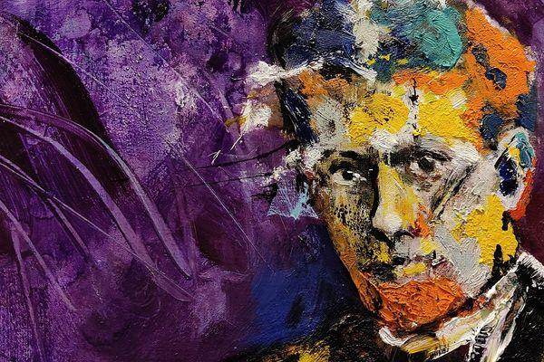 Kafka et Thomas Mann font partie des écrivains qui inspirent le peintre.