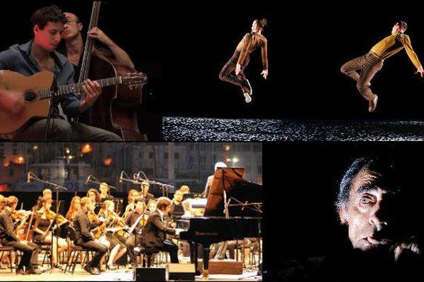 Musique andalouse, classique, danse, narration...?