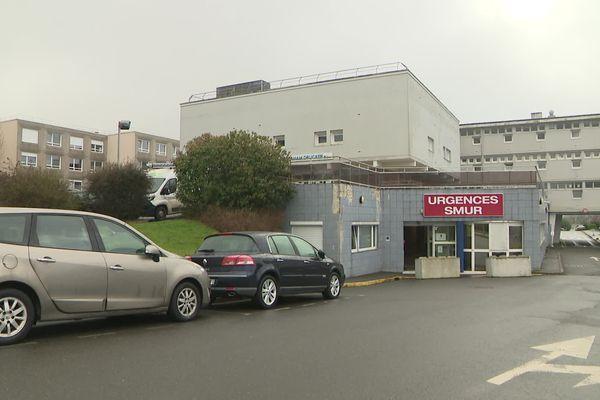A l'hôpital de Vire, les Urgences sont très calmes