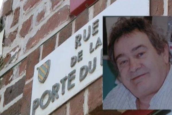 Le Crotoy: Patric Lamy trouvé mort dans une rue du Crotoy en juillet 2009.
