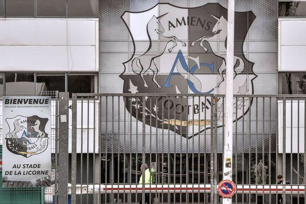 Critiqué cette saison pour sa gestion financière et l'entretien du stade, le club amiénois connaît de bons résultats sportifs ces dernières semaines.