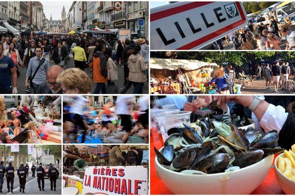 Tout ce qu'il faut savoir sur l'édition 2017 de la Braderie de Lille.