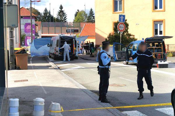 Un homme abattu à Danjoutin à la suite d'une course poursuite avec les forces de l'ordre