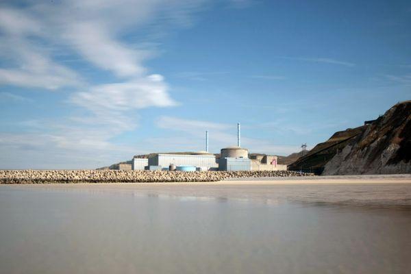 La centrale de Penly choisie par EDF, le mercredi 16 décembre, pour la construction d'un EPR sur son site.