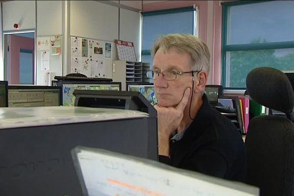 Alexandre Toussaint, directeur adjoint Météo France à Bourges