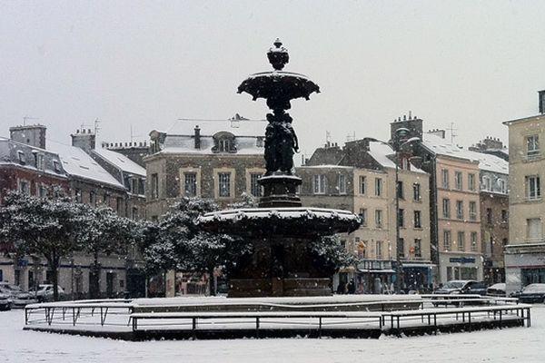 Cherbourg-Octeville (Manche) 11h00  18 janvier 2013