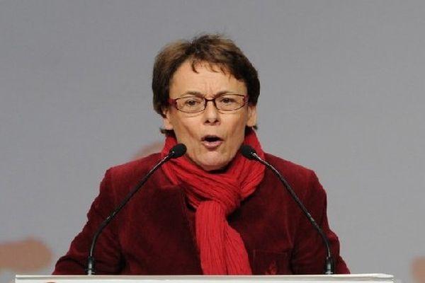 Martine Billard, la co-présidente du Front de Gauche sera présente pour le meeting organisé à Amiens par la section Picardie