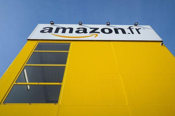 Le site d'Amazon à Saran (Loiret) restera fermé jusqu'au 5 avril 2020.