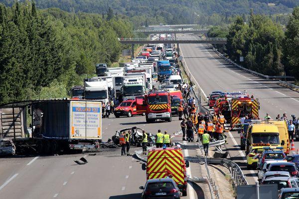 Ce jeudi matin vers 00h15, la circulation est rétablie en direction de Lyon sur l'A7.