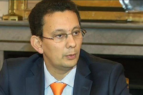 Matthieu Bourrette, procureur de la République à Reims.