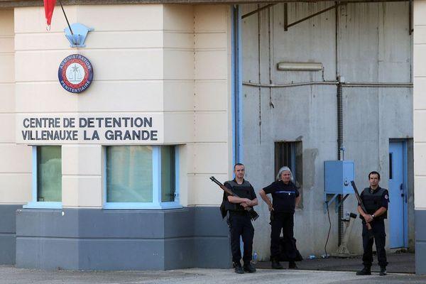 Centre de détention de Villenauxe La Grande