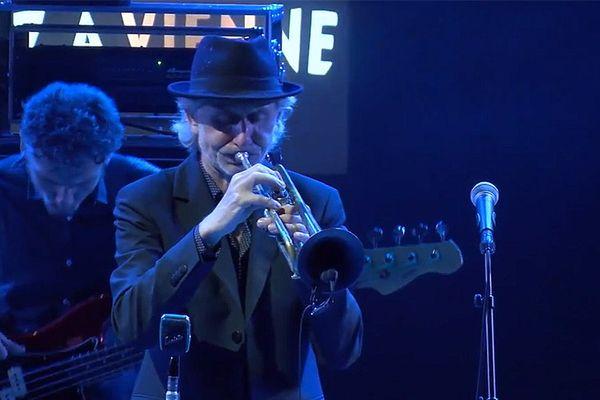 Erik Truffaz sur la scène de Jazz à Vienne
