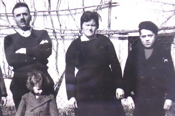 Pierre Della Torre à droite sur la photo.