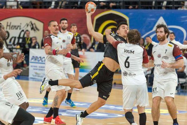 Photo Facebook de Chambéry Savoie Mont Blanc Handball