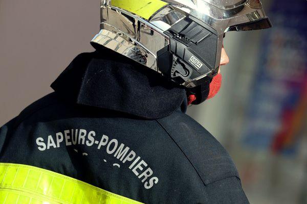 Un important incendie s'est déclaré en fin d'après-midi à l'hôtel restaurant du Rouge-Gazon dans les Vosges. (Photo d'illustration).
