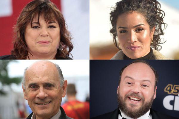 """Le tournage des """"Folies fermières"""" a débuté dans le Cantal avec Michèle Bernier, Sabrina Ouazani, Guy Marchand et Alban Ivanov."""