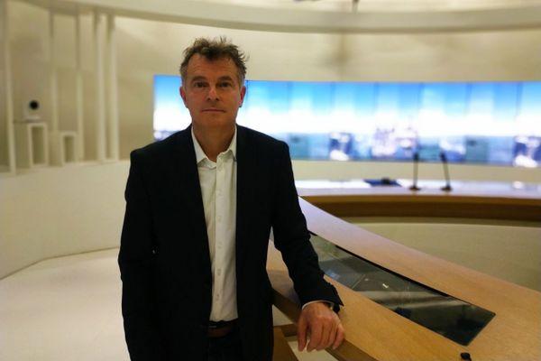Fabien Roussel, invité de Dimanche en Politique sur France 3 Hauts-de-France.