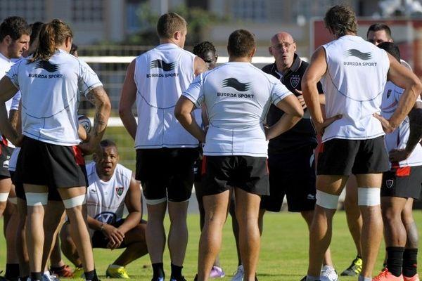 Les joueurs du RCT ont bien préparé leur saison 2012-2013.