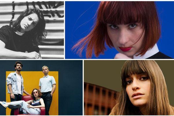 Aloïse Sauvage, Suzane, Therapie TAXI ou encore Clara Luciani seront en concert ce vendredi au Printemps de Bourges