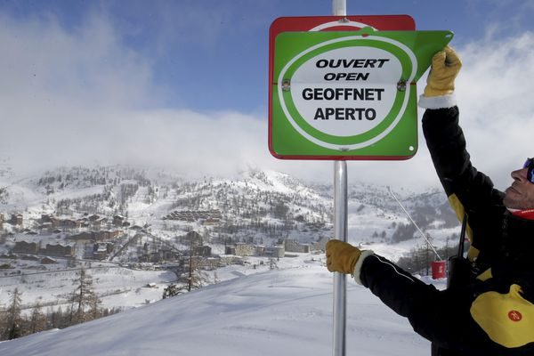 Bientôt l'ouverture des stations de ski du Mercantour !