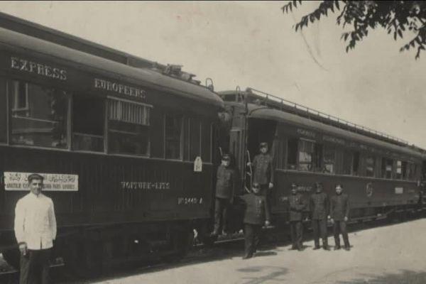 L'Orient Express est considéré comme le train le plus prestigieux du monde.