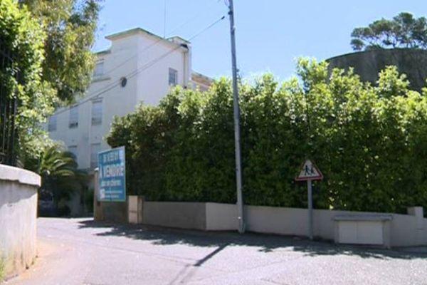 Le domaine situé chemin de la Garoupe sera vendu aux enchères.