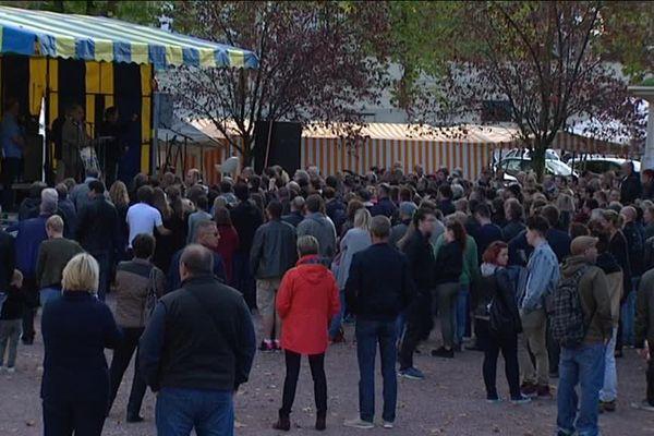 Les Fatals Picards ont donné un concert à Margny-les-Compiègne samedi 1er octobre 2016