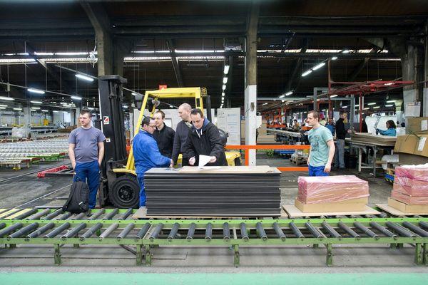 Près de 800 salariés de Demeyere travaillent sur le site de Pérenchies (Nord). Une autre centaine est située sur un site de production à Nersac, en Charente.
