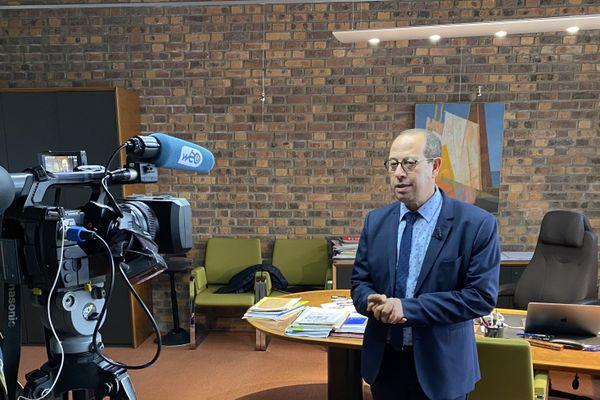 Le président de l'UPJV Mohammed Benlahsen  a été reconduit dans ses fonctions ce 1er décembre.