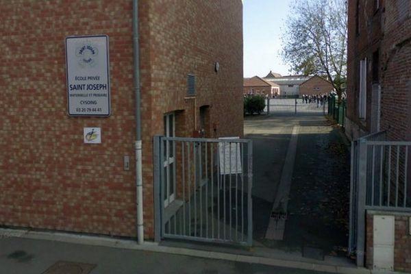 Les parents d'élève de l'école primaire Saint-Joseph à Cysoing ont reçu un mail les appelant à la vigilance.
