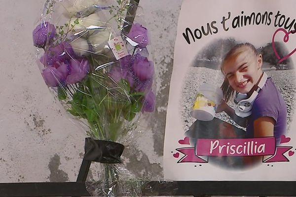 Priscilla a été tuée le 7 juillet 2019 à Estagel dans les Pyrénées-Orientales.