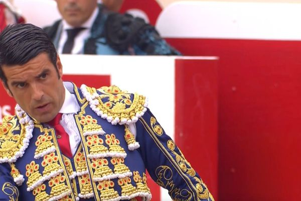 Emilio de Justo, un des hommes forts de la saison 2018. Il confirme son alternative à Nîmes le dimanche des Vendanges. Avec des toros de Victorino…
